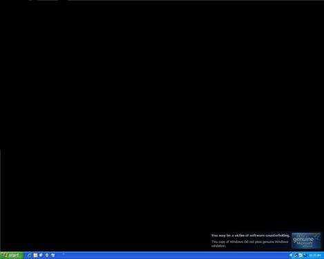 Membuat Windows Xp Menjadi Genuine Farishendi Blog Wallpaper Hitam Transparan